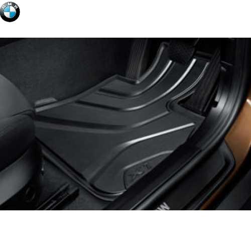 BMW純正 オールウェザー・マット・セット(フロント&リヤ)(右ハンドル車用)(X1 F48)