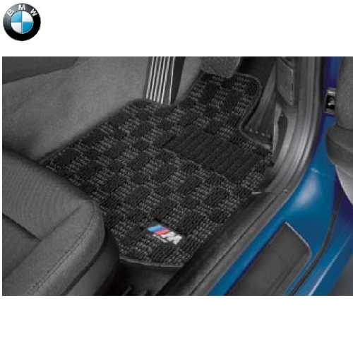 BMW純正 M フロア・マット・セット(フロント)(右ハンドル車用)(G29)