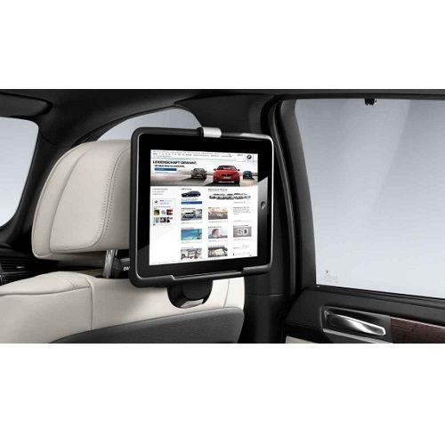 BMW純正 トラベル&コンフォート・システム タブレット・ホルダー(iPad 第2,3,4世代用)