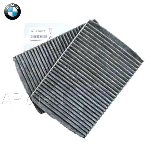 BMW純正 エアコンフィルター A C 送料無料お手入れ要らず マイクロ チャコール 国産品 フィルターセット G12 G30 G31 G11