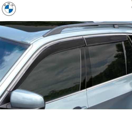BMW純正 ドア・バイザー(アルミ・マット・モール車用)(G07 X7)