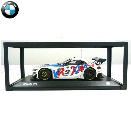 BMW ミニチュアカー BMW Z4 GT3 Michel Vaillant(サイズ:1/18)