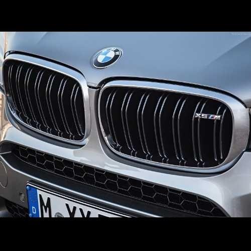BMW純正 M Performance キドニー・グリル(F85 X5M)