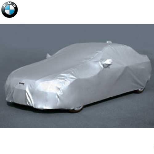 BMW純正 ボディ・カバー 起毛タイプ(F30)