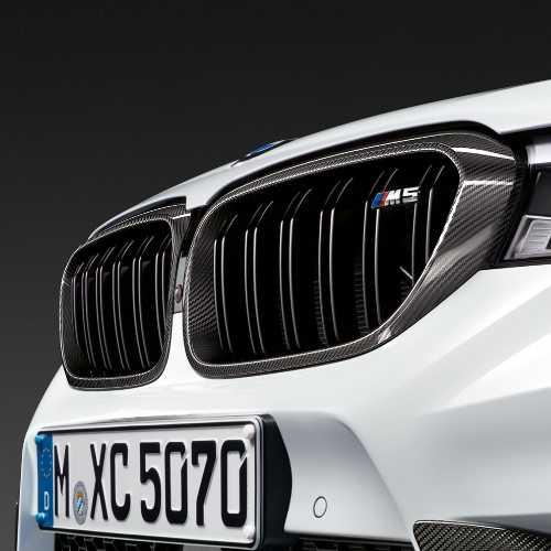 BMW純正 M Performance カーボン・キドニー・グリル(F90 M5)