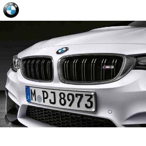 BMW純正 M Performance カーボン・キドニー・グリル(F80 M3)