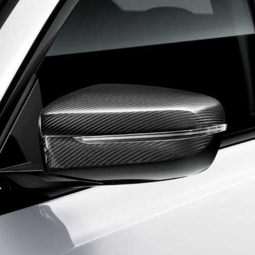 BMW純正 M Performance カーボン・ミラー・カバー(G20)