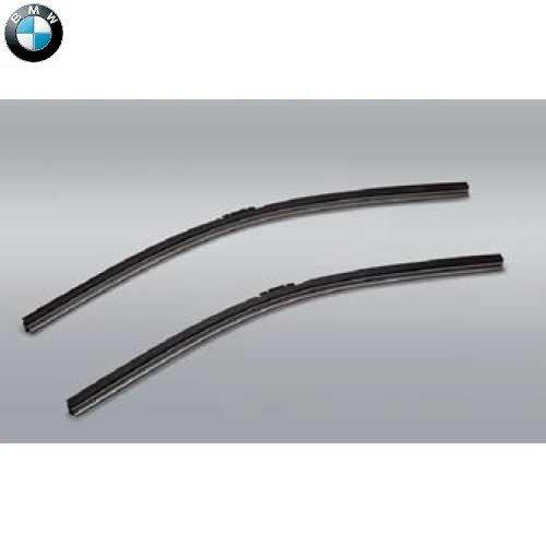 BMW純正 スノーブレード スノー ブレード フロント セット F06 《週末限定タイムセール》 G14 G15 F13 予約 フラットタイプ F12