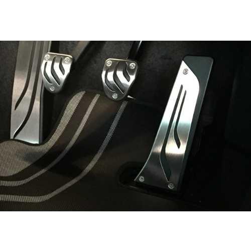 BMW純正 M Performance ステンレス・スチール・ペダル・セット(MT車用/右ハンドル車用)