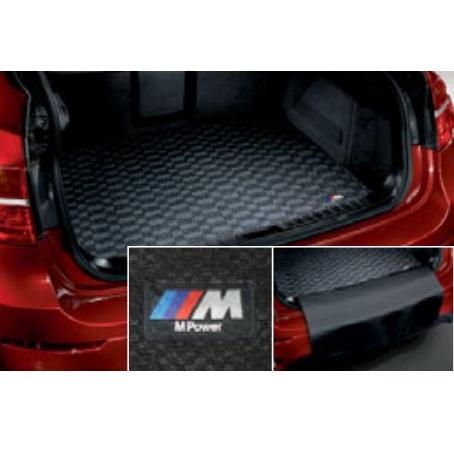 BMW純正 M ラゲージ マット(F26 X4)(パーセル・レール装備車用)