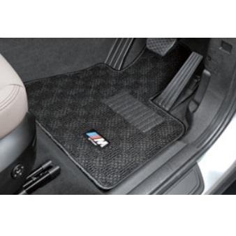 BMW純正 M フロア・マット・セット(ブラック/グレー)(右ハンドル車用)(G01 X3)