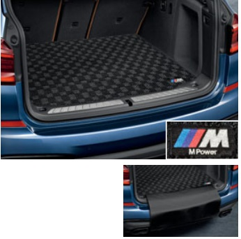 BMW純正 M ラゲージ・ルーム・マット(G01 X3)