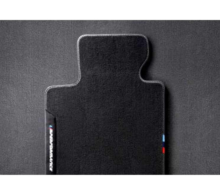 BMW純正 M Performance フロアーマットセット(ベロア)(フロント&リア)(左ハンドル車用)(G30/G31/F90)