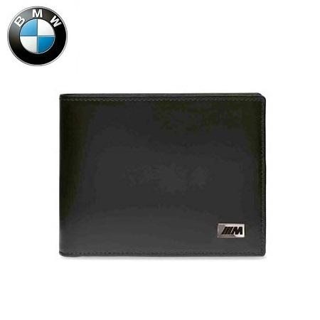 BMW純正 Mコレクション Mウォレット 財布 ブラック