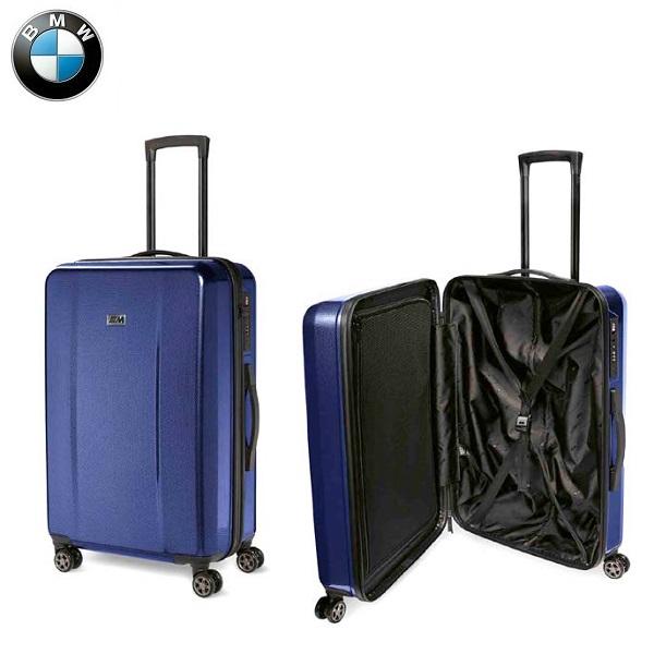 BMW純正 Mコレクション M トローリー ・ケース(ブルー)