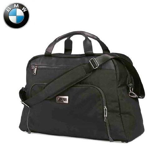 BMW純正 Mコレクション M トラベル・バッグ(ブラック)