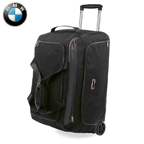 BMW純正 Mコレクション M トローリー・ トラベル・バッグ(ブラック)