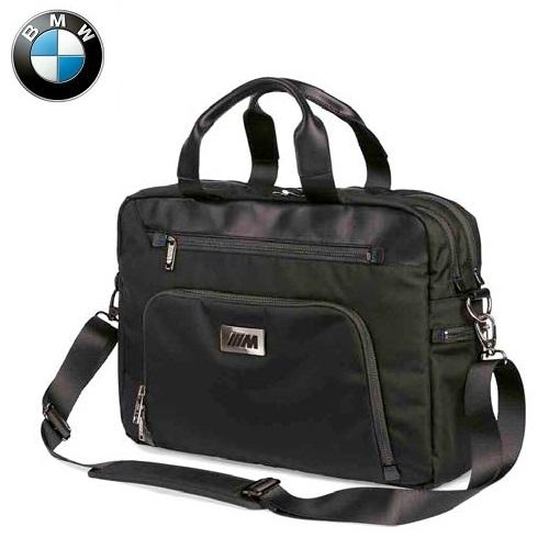 BMW純正 Mコレクション M ビジネス・バッグ(ブラック)