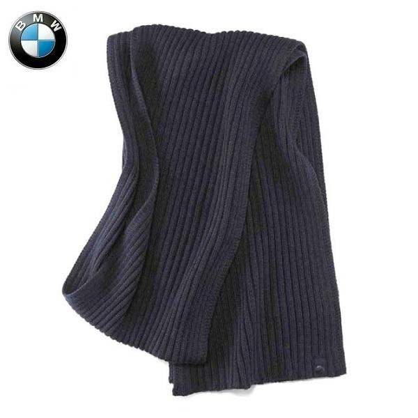 BMW純正 スカーフ(ダーク・ブルー)