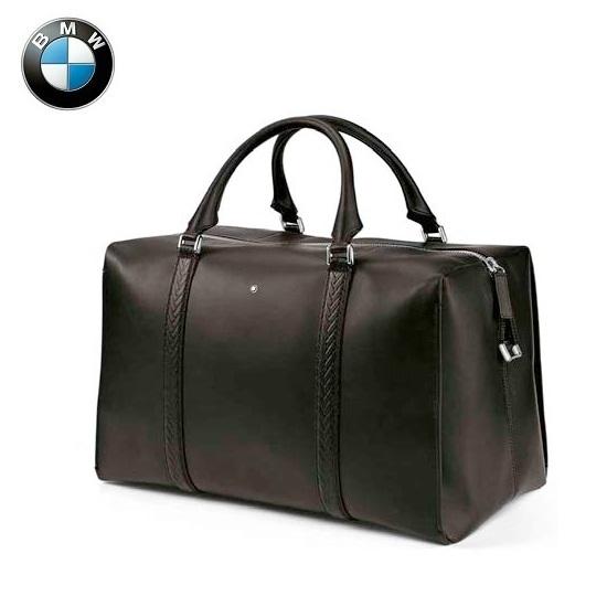 BMW純正 THEコレクション MONTBLANC FOR BMW ダッフル・バッグ(ブラック)