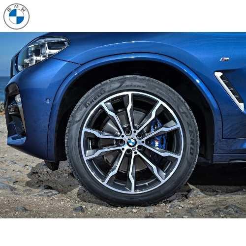 BMW純正 M ライト・アロイ・ホイール・ ダブルスポーク・スタイリング699M(バイ・カラー)(9.5Jx20 ET:43)(G01/G02)