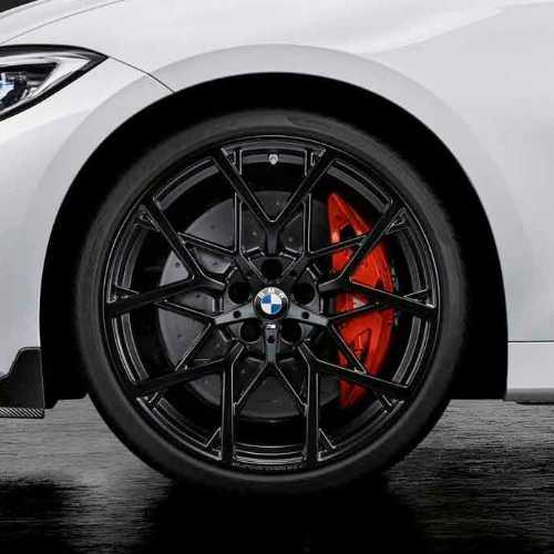 BMW純正 M Performance アロイ・ホイール Y スポーク・スタイリング795M(ジェット・ブラック)(8.5Jx20 ET:40)(G20)