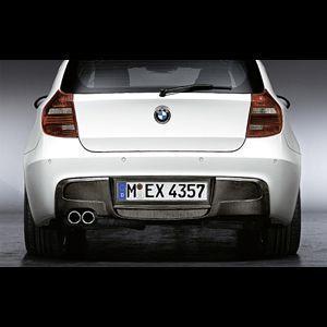 BMW純正 Performance カーボン・エアロダイナミック・ディフューザー(E82,E88)