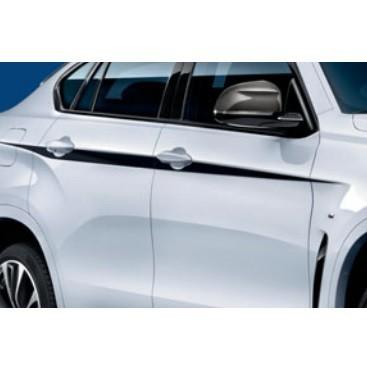 BMW純正 M Performance アクセント・ストライプ(X6 F16)