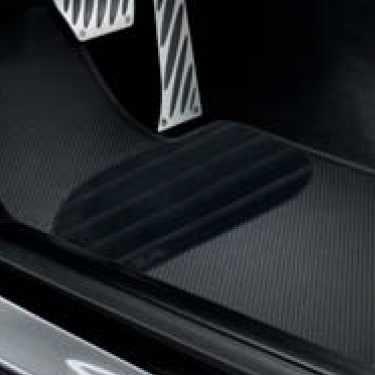 BMW純正 プログレッシブ・フロア・マット・セット(フロント)(左ハンドル車用)