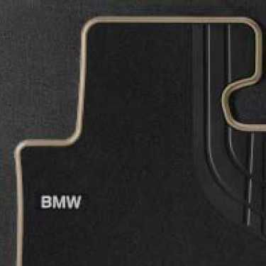 BMW純正 フロア・マット・セットTextile