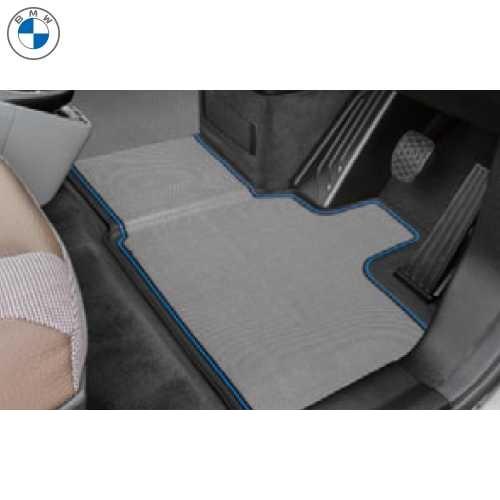 BMW純正 オール・ウェザー・フロア・マット(フロント)(右ハンドル車用)(I01 i3)