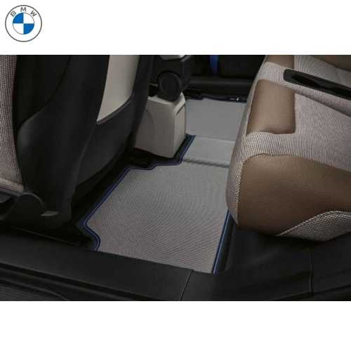 BMW純正 オール・ウェザー・フロア・マット(リヤ)(右ハンドル車用)(I01 i3)