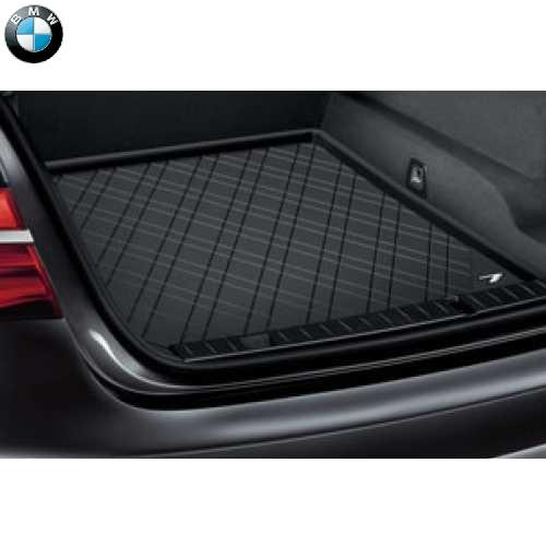 BMW純正 ラゲージ・コンパートメント・マット(ブラック)(G11/G12)