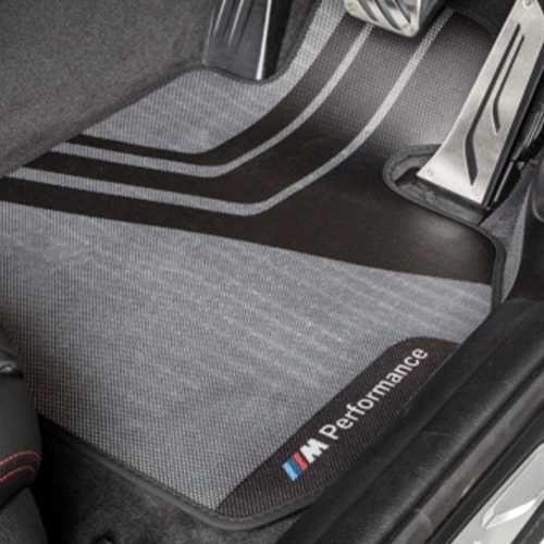 BMW純正 M Performance オールウェザー・マット・セット(フロント)(左ハンドル車用)(X3 F25/X4 F26)