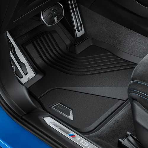 BMW純正 オール・ウェザー・フロア・マット・セット(フロント)(右ハンドル車用)(F40/F44)