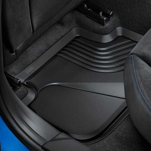 BMW純正 オール・ウェザー・フロア・マット・セット(リヤ)(F40)