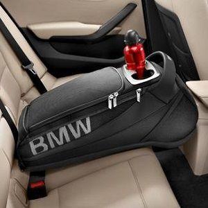 BMW純正 リヤ・ストレージ・バッグ ブラック(Standard)