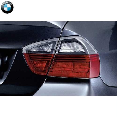 BMW純正 ブラック・ライン・ホワイト・テールライト・セット(E91 2008/09まで)