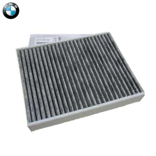BMW純正 A/C マイクロ・チャコール・フィルター(F20/F22/F23/F30/F31/F32/F33/F36/F80/F82/F83/F87)