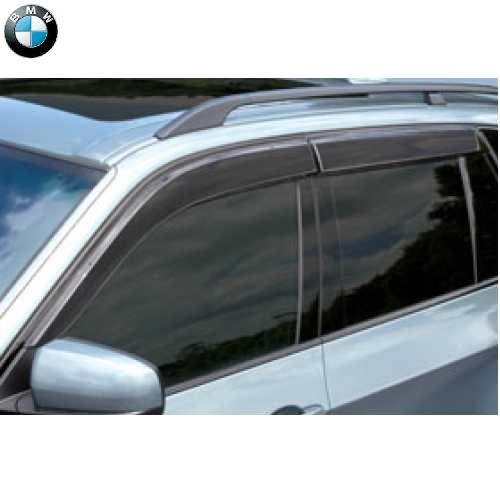 BMW純正 ドア・バイザー(シャドー・モール車用)(G05 X5)