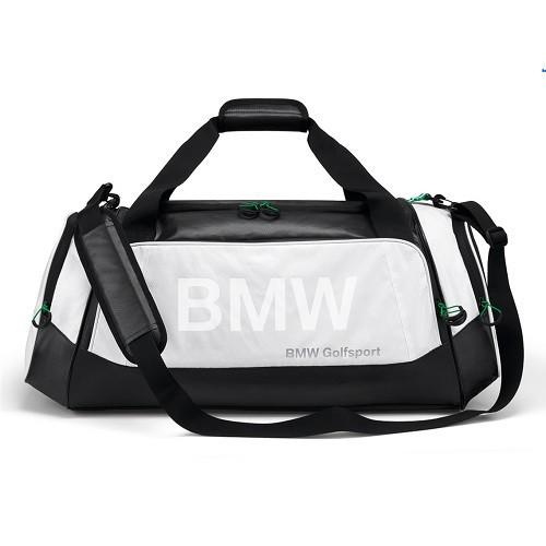 【お買い得!】 BMW純正 BMW純正 スポーツ・バッグ(ホワイト/ブラック), 挾間町:0cbb0914 --- canoncity.azurewebsites.net