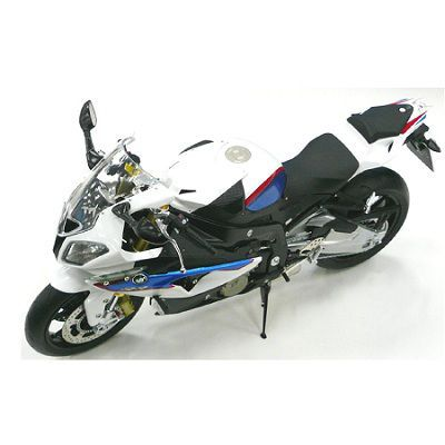 BMW ミニチュア バイク S 1000 RR (Racing Liverty)(サイズ:1/10)
