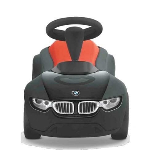 BMW純正 ベビーレーサー3 ブラック/オレンジ 乗用玩具 足けりのりもの
