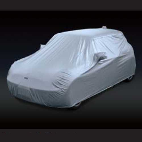 MINI純正 ボディ・カバー 起毛タイプ(R56 ルーフ・スポイラー装備車)