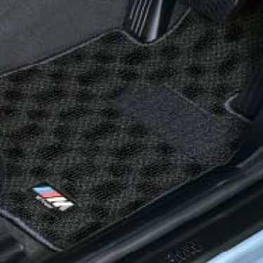 BMW純正 M フロア・マット・セット(ブラック/グレー)(右ハンドル車用)(E92)