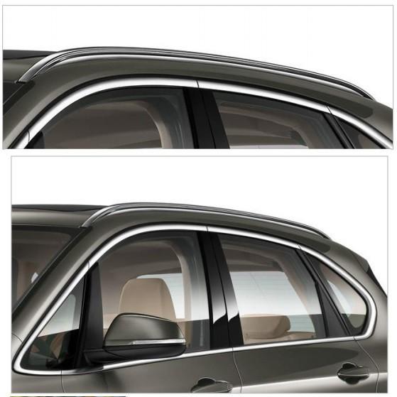 BMW純正 ルーフ レール パッケージ /サテンアルミ(2 シリーズ アクティブ ツアラー F45)