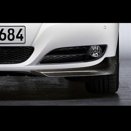 BMW純正 Performance カーボン・エアロダイナミック・フロント・スプリッター(E90 / E91 2008.9~)