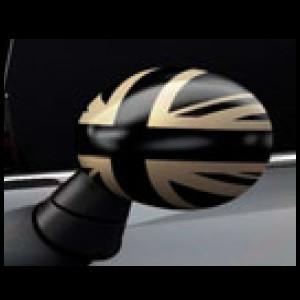 MINI純正 ミラー・カバー GOLD JACK(ゴールドジャック)(F54/F55/F56/F57/F60)