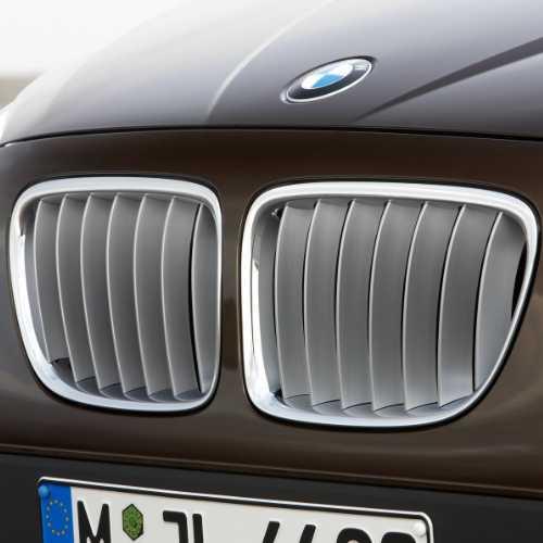 BMW純正 キドニー・グリル(E84)(~2012/07)