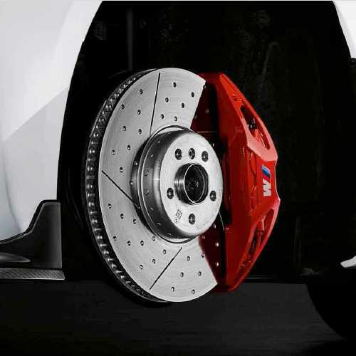 BMW純正 M Performance 18インチ・ブレーキ・システム(レッド)(M スポーツ ブレーキ非装備車用)(G20/G21)